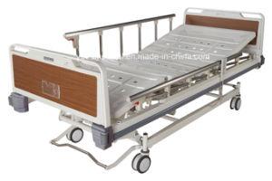 Cama hospitalar ajustada de elevação automática do leito do paciente Eléctrico Cama Metálica Equipamentos hospitalares