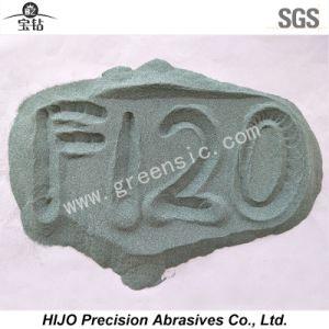 98.5% Makrogrün-Karborundum des sand-F120 verwendet als keramische Materialien