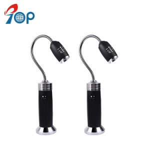 Погодостойкие открытый регулируемый LED початков магнит для барбекю на решетке