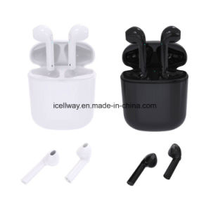 Airpods Bluetooth 이어폰, Bluetooth 헤드폰이 무선 헤드폰에 의하여 소형 Hbq I8 Earbud