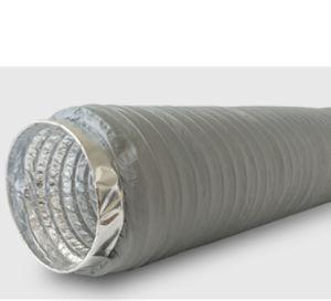 HAVCシステムのための新式の新しい設計されていた消音装置適用範囲が広いダクト