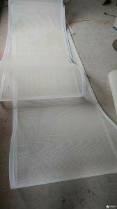 Cinghia d'asciugamento della maglia di Suldge del poliestere dell'animale domestico per le cartiere ed acque luride con le giunture di clip d'acciaio
