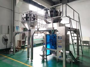 Papas Fritas Vffs maquinaria de embalaje