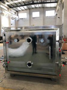 Máquina de secado de productos farmacéuticos, químicos y alimentos en polvo o gránulos
