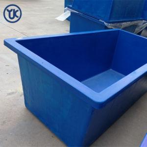 Ronda de la plaza de alta calidad FRP/GRP Peceras para piscifactorías