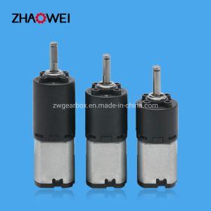 Moteur CC à engrenages 6 V basse vitesse pour la communication à modulation électrique Antenne
