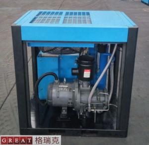 Deux à haute efficacité Fin de l'air du compresseur rotatif
