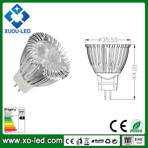 Gu4.0 MR11 Dimmable LED Spotlight 세륨 RoHS Approved 180lm Spot Light
