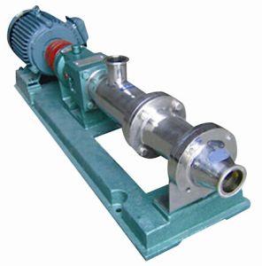 Schrauben-Pumpe