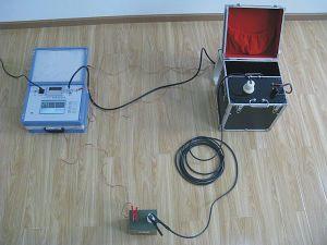 0.1Hz Svlf-80 Ultra-Low 주파수 고전압 발전기 (SVLF-80)