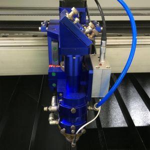 Rd1325m láser de CO2 Híbrido de metal y metaloide de corte por láser Máquina de grabado de bambú // cuero y acero inoxidable/madera MDF//vidrio
