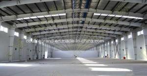 La fabricación de diseño del edificio de estructura de acero Lighg para almacén