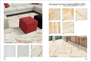Marble Ceramic Tiles, Polished Porcelain Floor Tiles