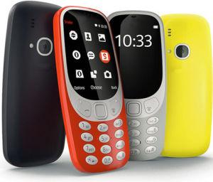 Teléfono celular del teléfono 3310 del G/M del teléfono móvil