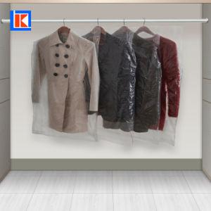 세탁물 LDPE 롤에 주문 인쇄 한 벌 복장 여행용 양복 커버