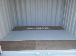 Cheap 40ft nuevo contenedor de transporte lateral abierto