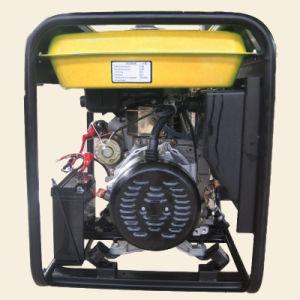 4.5Kw/4.5kVA/4500Вт Кассета на 186 f охлаждающего воздуха 4 дизельного двигателя хода электрический генератор