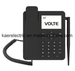 4G androides Volte TischplattenWiFi Krisenherd-Telefon