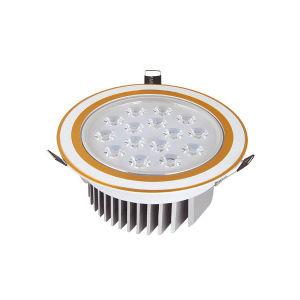 Hoge LEIDEN van het Plafond van de Helderheid Commerciële 18W Licht