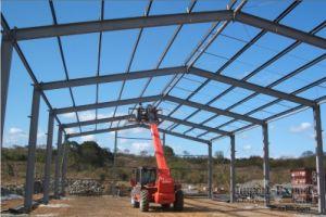 El material de construcción EDIFICIO DE ACERO Estructura de acero prefabricadas Construcción