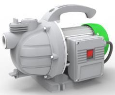 600W Self-Priming 제트기 정원 수도 펌프