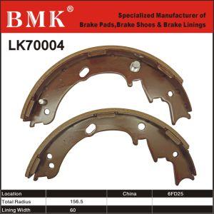 De Remschoenen van de Vorkheftruck van de premie (LK70004)