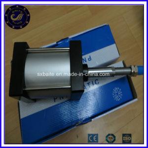 二重ピストン調節可能な空気シリンダー倍の処置の空気シリンダー