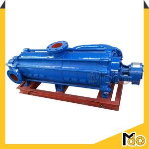 Agua caliente de circulación de la bomba centrífuga horizontal multietapa