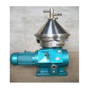 A partir del 3 disco de la fase aceite separador centrífugo Purificador de agua de la máquina centrífuga