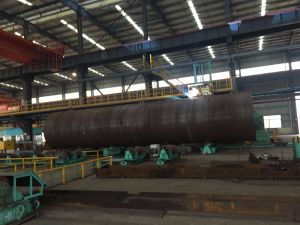China-Berufslieferant für grosse Größen-Stahlrohr