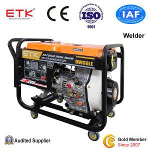 Clean&Green Technologie-Dieselschweißer-Generator-Set