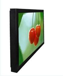 선수 (SY-046)를 광고하는 46inch 벽 설치 LCD