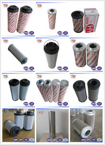 Substituição da China 0280d010bnhc Hydac Filtro Hidráulico