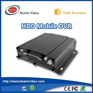 4CH 720p Mdvr HD Platte Ahd Schreiber-Video für Auto oder Bus in CCTV 4G GPS verwendet im Auto-Flugschreiber, unterstützen russische Sprache