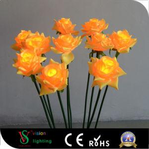 Lichte leiden namen Bloemen voor de Decoratie van het Huis toe