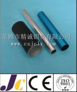 De heldere Geanodiseerde Pijp van het Aluminium, Diverse Pijp van het Aluminium van de Oppervlaktebehandeling (jc-p-50172)