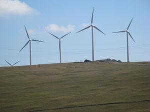 Torretta d'acciaio del Palo della torretta del vento