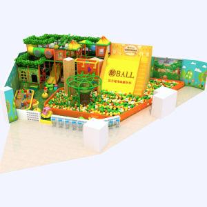 Kind-Innenspielplatz-Gerät mit Kind-weichem preiswertem Innenspielplatz für weiche Kind-Spiele