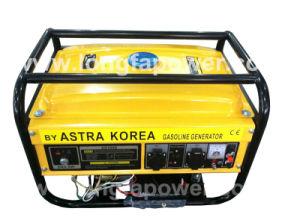Astra 한국 3700 가솔린 전기 발전기 세트