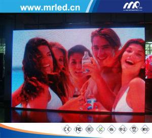 P10 реклама светодиодный дисплей для использования вне помещений