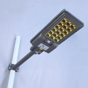 Marcação RoHS integrado de alta qualidade 40W 60W a lâmpada de Rua Solar todas em um LED luz de Rua