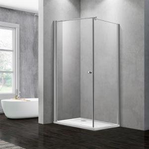 Casa de banho com duche Gabinete com alta qualidade rodas deslizantes