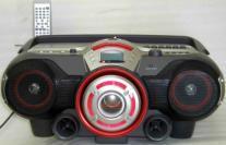 엄청나게 크 입체 음향 라디오 카세트 Cd/Vcd/Mp3 선수 Boombox (RI-777)