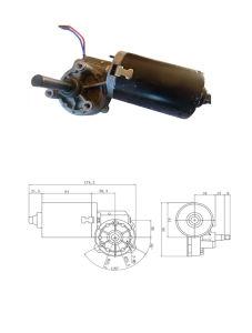 Los motores de alto par elevalunas
