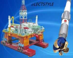 2018 석유 개발 공구를 위한 새로운 75GF 수직 드릴링 공구 Dynamotor