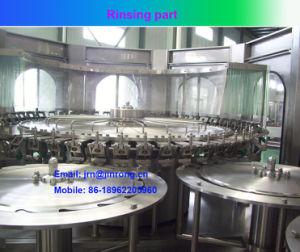 Automatische het Vullen van het Mineraalwater Machine in de Fles van het Huisdier