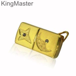 Kingmaster Gold USB Flash Driver изысканный USB-накопитель с завода