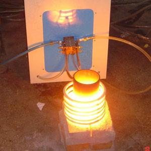 60kw中国の中間周波数の誘導電気加熱炉の炉