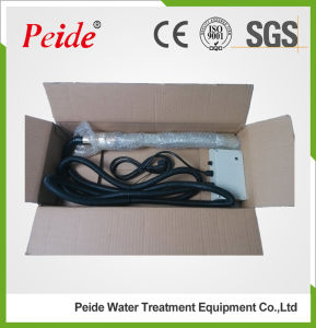 Non Chemical elektrostatische Ion Bar Water Treatment Device