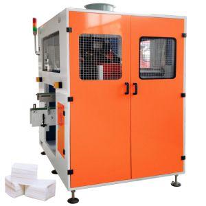 Corte automático do papel higiénico guardanapo máquina de serra de fita de tecido